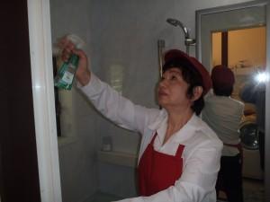 家事代行浴室清掃